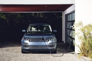 Novas versões híbridas do Range Rover já na rede