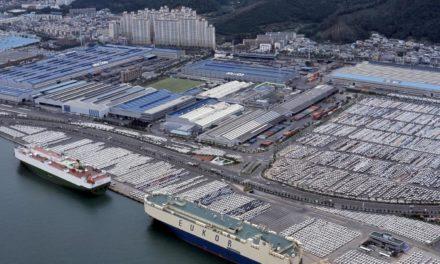 Falta de peças chinesas já afeta produção da Hyundai na Coreia