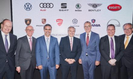 Volkswagen inicia produção pré-série do Tarek na Argentina