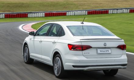 Vendas da Volkswagen crescem 15,2% este ano