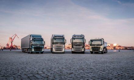Volvo tem nova geração de caminhões