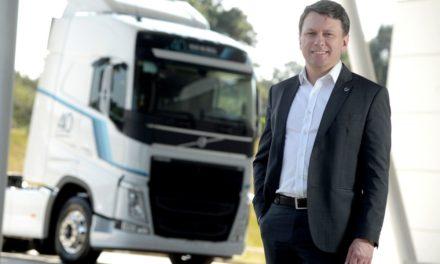Volvo anuncia novo ciclo de investimento de R$ 1 bilhão