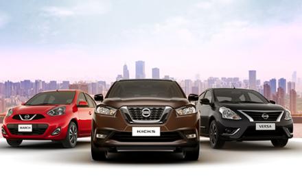 Nissan investe em programa piloto de locação de carros