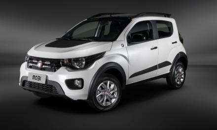 Em três dias de campanha, Fiat reduz preço do Mobi para R$ 34.990