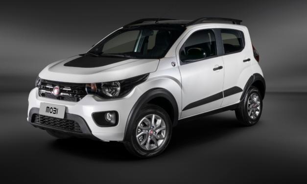 Fiat anuncia recall do Mobi e Grand Siena