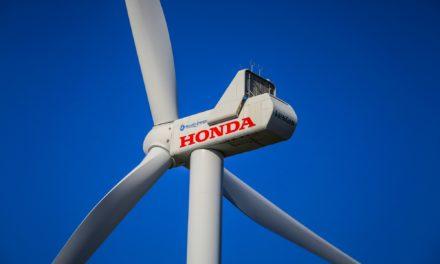 Honda Energy amplia parque eólico em Xangri-Lá
