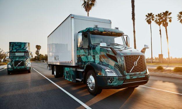 Volvo prepara lançamento de caminhões pesados elétricos nos EUA
