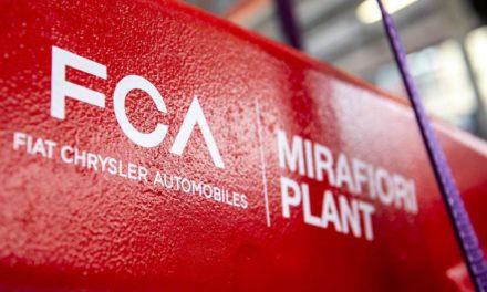 FCA para fábricas e Itália deve cair mais no ranking dos produtores