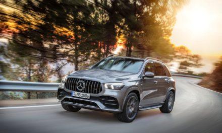Novo Mercedes-Benz GLE começa a desembarcar no País