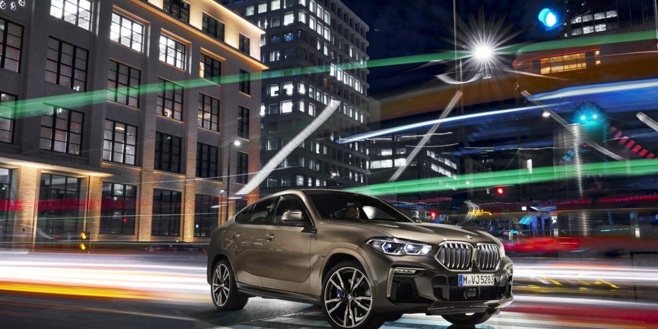 Novo BMW X6 chega por R$ 514.950