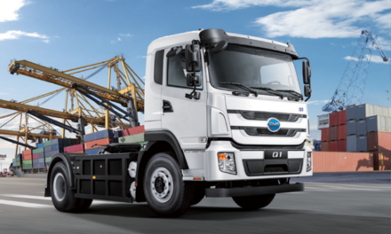 BYD vende 20 caminhões 100% elétrico para o Equador