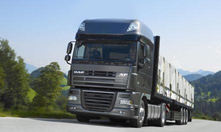 DAF avança em participação no mercado de pesados