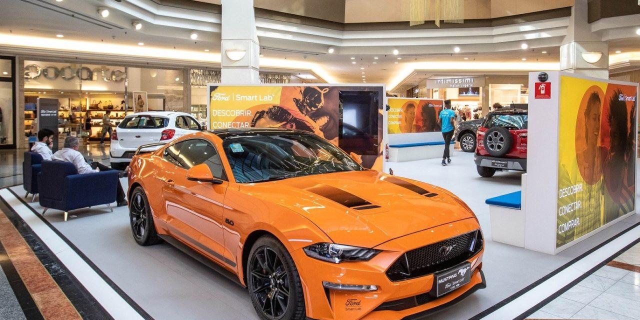 Ford inaugura primeiro Smart Lab no País