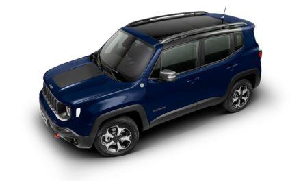 Jeep Renegade: cinco anos e mais de 250 mil unidades vendidas.