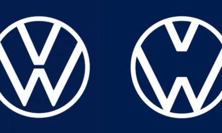 """""""Novo"""" logo VW: conscientização em tempos de Covid-19."""