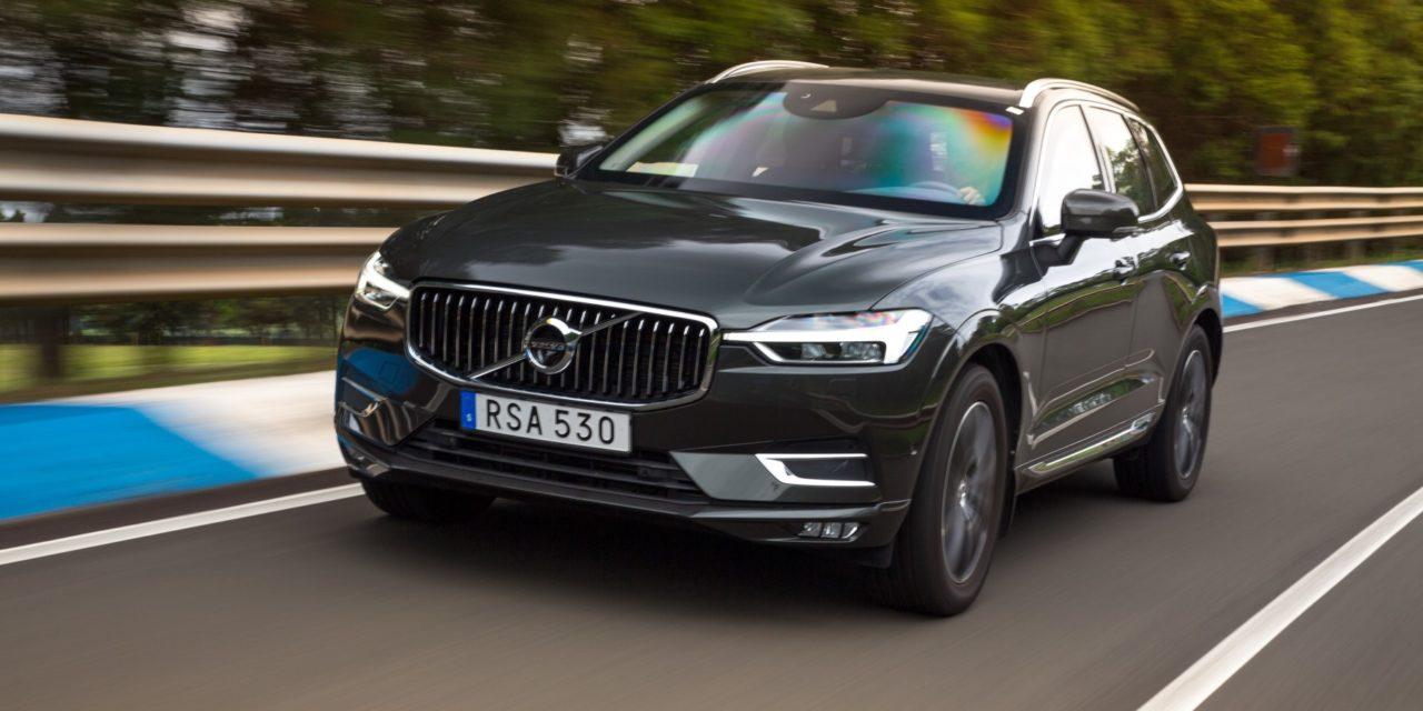 Volvo Car oferece blindagem para sua linha de SUVs