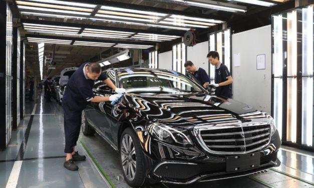 Indústria automotiva chinesa dá primeiros sinais de reação