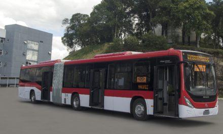 Marcopolo amplia participação no transporte público chileno