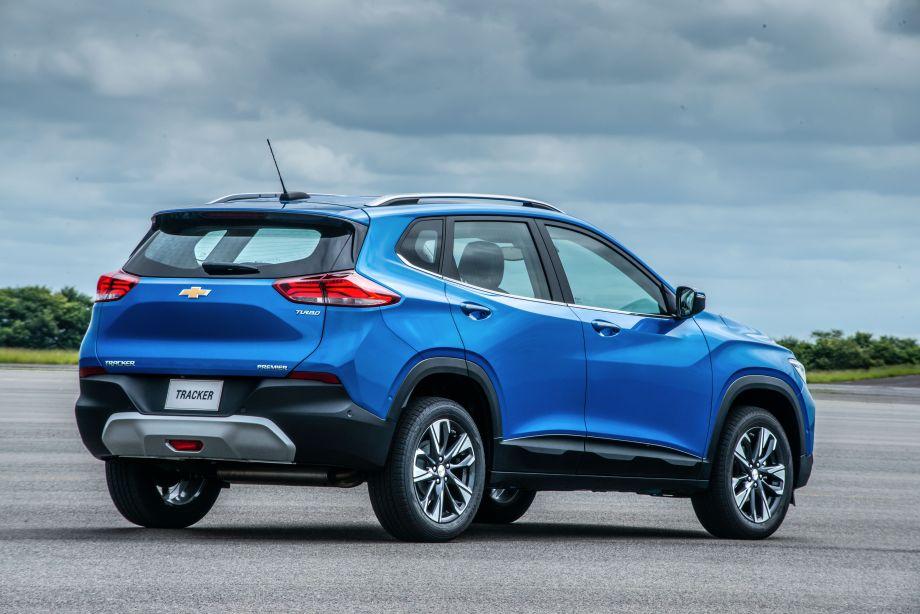 General Motors quer quadruplicar vendas do Tracker