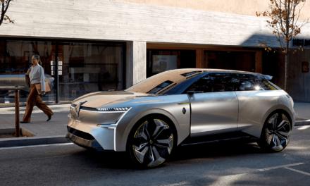 Renault Morphoz antecipa carro com carroceria expansível