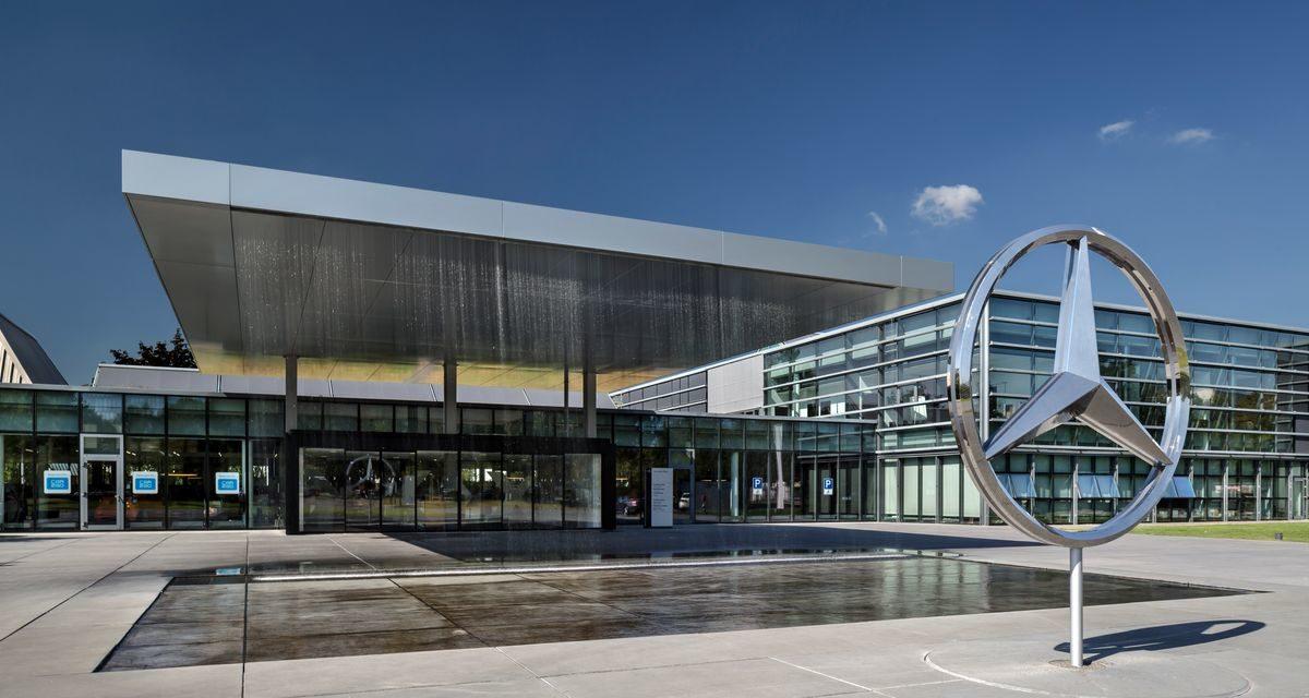 Mercedes-Benz encerra o trimestre em queda de 15% nas vendas globais