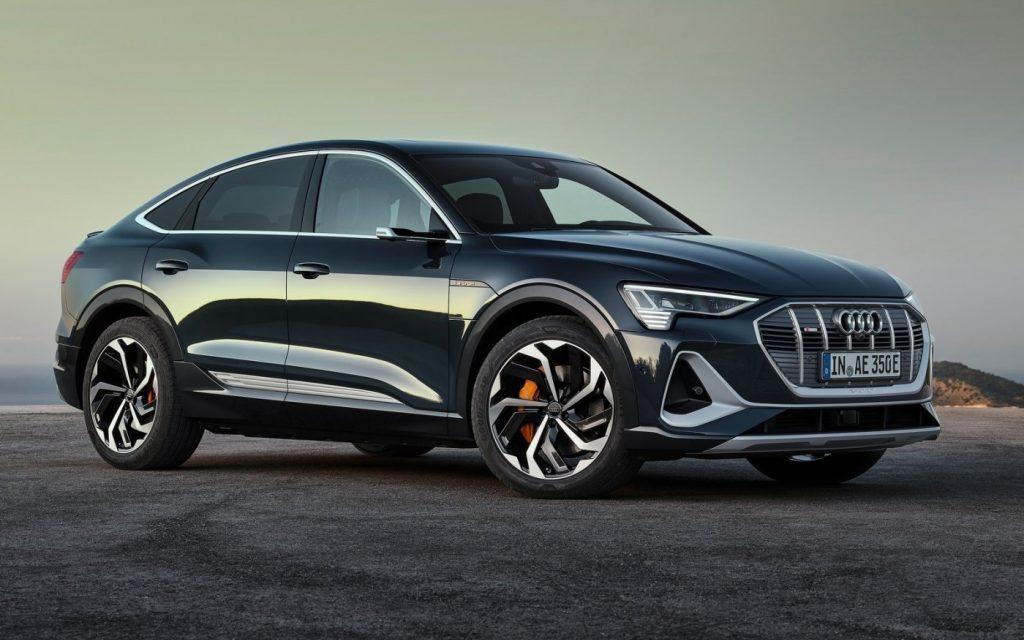 Audi confirma importação do Sportback, seu segundo elétrico