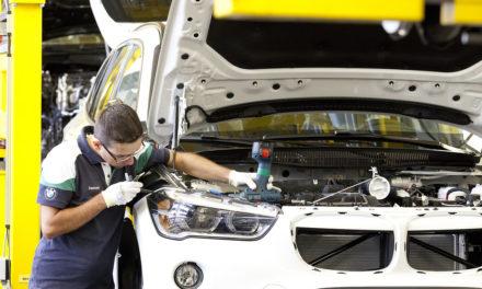 BMW prolonga paralisação nas fábricas de automóveis e motos