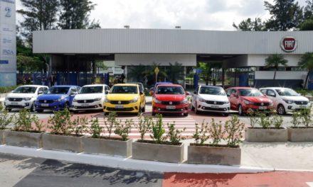 Reação tímida no mercado de veículos