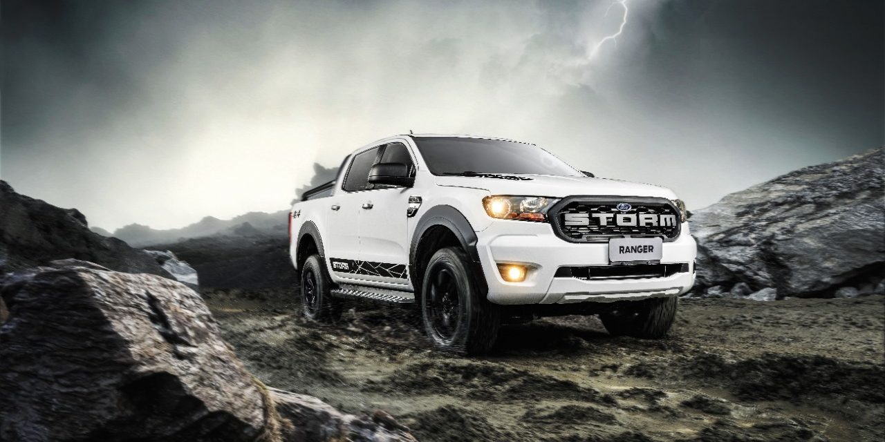 Storm, versão off-road da Ranger, custa R$ 151 mil