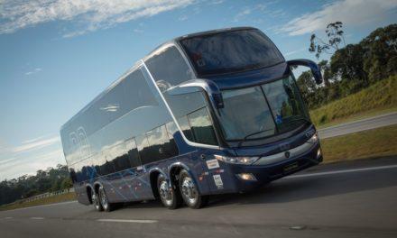 Mercedes-Benz aprimora linha de ônibus rodoviários