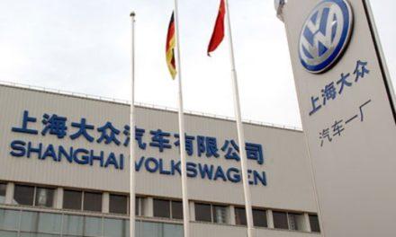 Na China, Volkswagen vê sinais claros de recuperação
