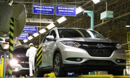 Honda adia retomada da produção para o dia 13 de julho