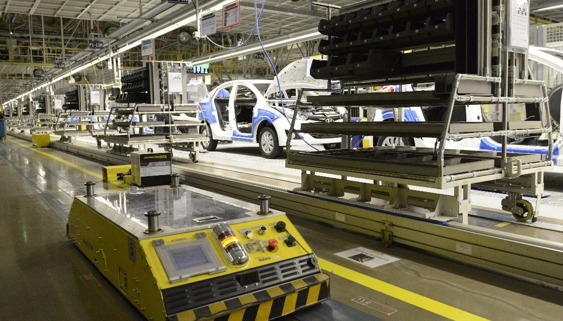 Hyundai inicia operação em dois turnos