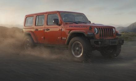 Expressão máxima do off-road Jeep, Rubicon custa R$ 420 mil