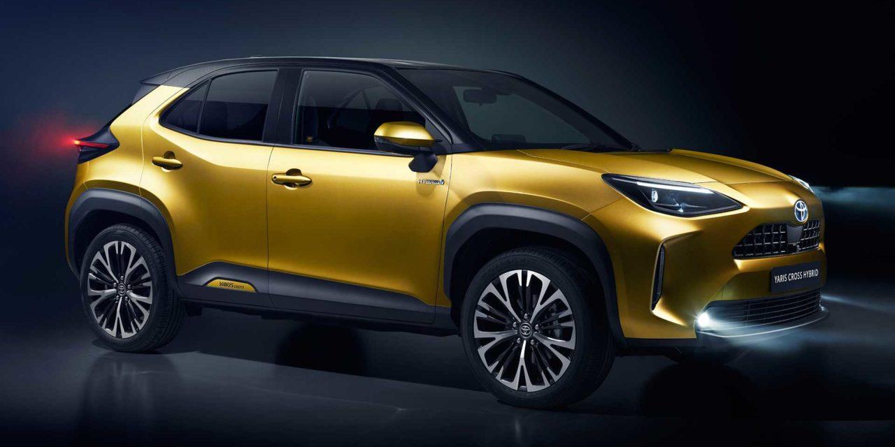 Compacto híbrido reforçará linha nacional da Toyota