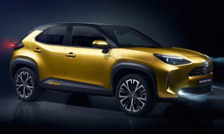 Yaris Cross, o utilitário esportivo compacto da Toyota