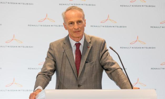 Renault-Nissan-Mitsubishi reforçam aliança