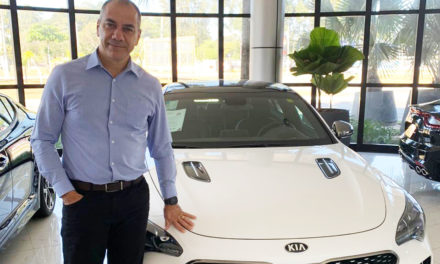 Anselmo Borgheti assume diretoria comercial da Kia