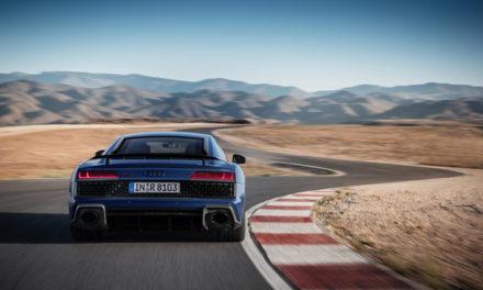 Lote do R8 para 2020 foi pré-vendido em apenas uma semana