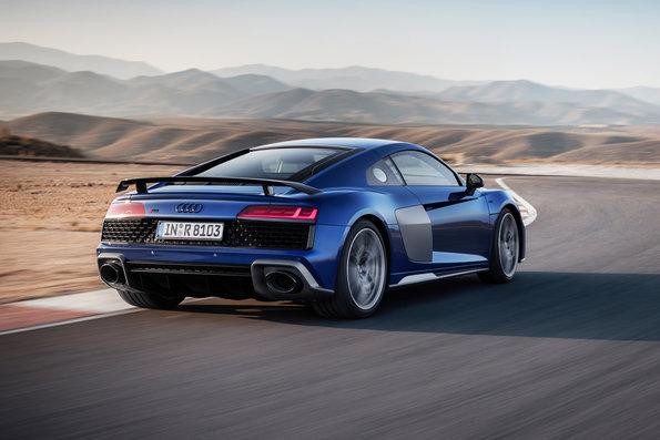 Superesportivo Audi R8 custa R$ 1.234.990