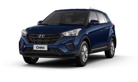 Hyundai reforça Creta com nova opção e versão mecânica mais barata