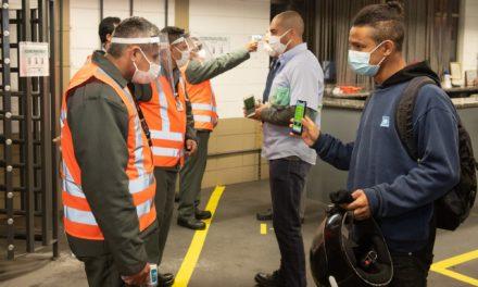 General Motors reabre fábrica de São Caetano do Sul