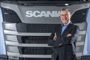 Scania - Silvio Munhoz - diretor comercial