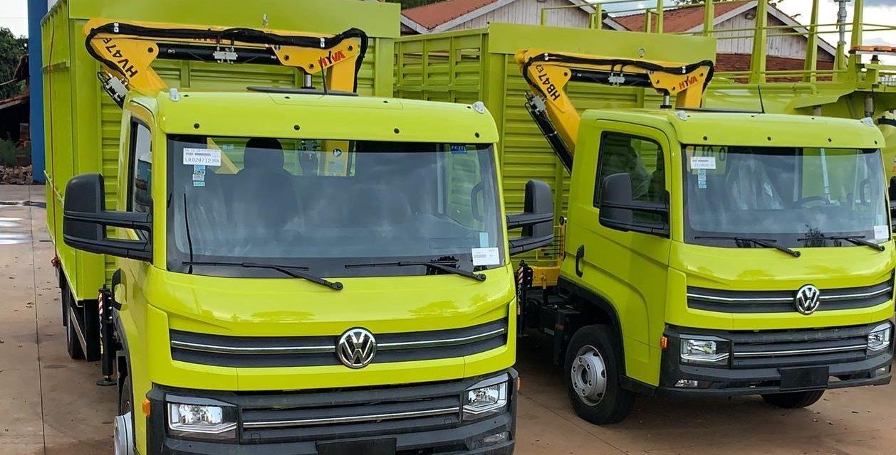VWCO começa a entregar veículos da retomada da produção