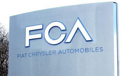 FCA tem lucro recorde no terceiro trimestre