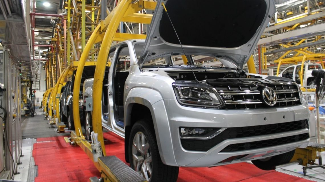 Volkswagen retoma produção em General Pacheco