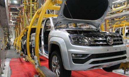 Produção argentina de veículos fecha o trimestre em alta de 35%