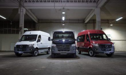 Mercedes-Benz amplia apoio ao mercado de comerciais leves