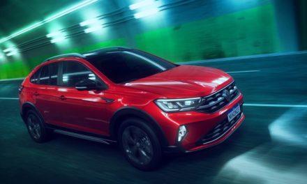 VW Nivus por inteiro: pré-venda começa em junho.