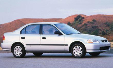 Honda trocará airbag do motorista de 34,9 mil veículos